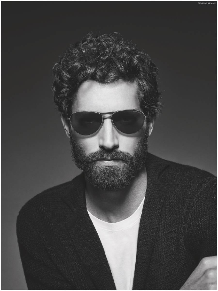 Giorgio Armani Frames of Life 2015 Campaign   SENATUS 3f9f66783b62