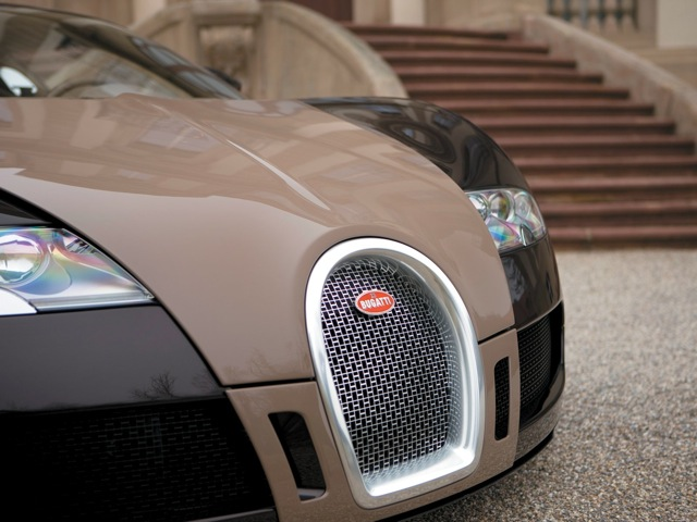 as you insert the special bugatti key before ignition allowing the veyron to prime its suspension and aerodynamics for top speed mode know also that this - Bugatti Veyron Exterior