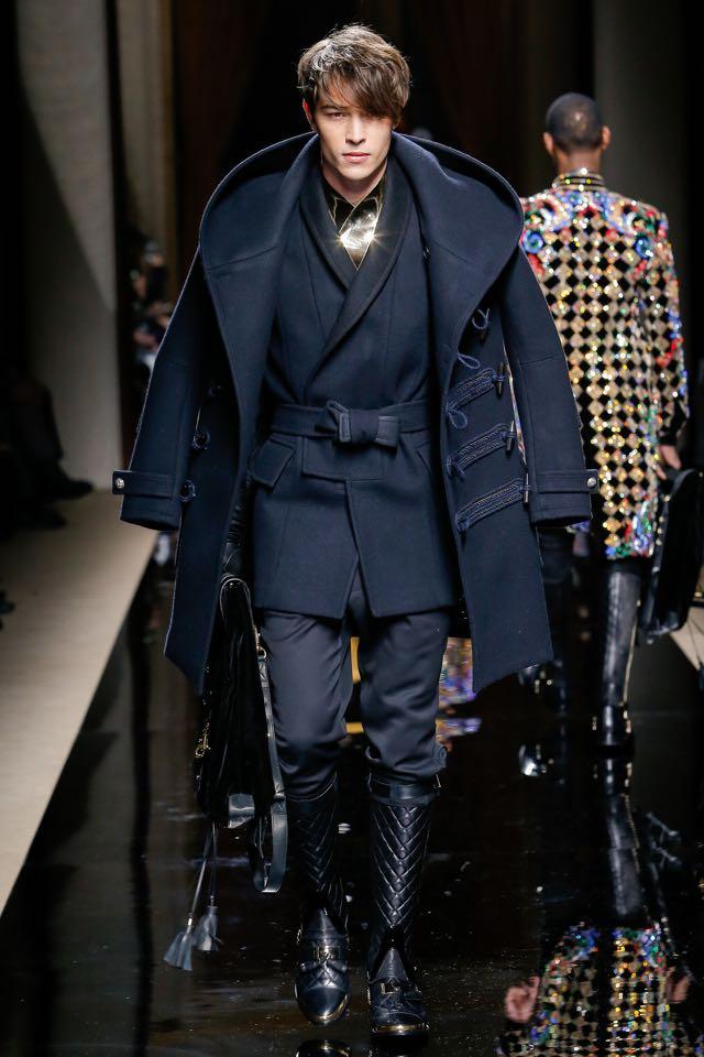 New York Cyberpunk Fashion Show New