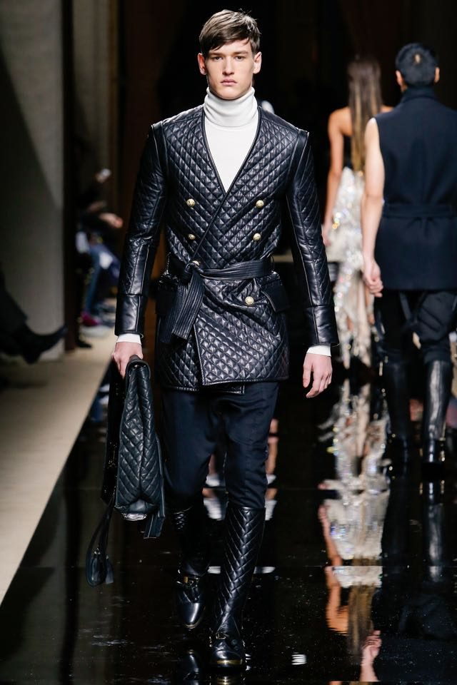 hungarian army elite horsemen inspire balmain mens fall
