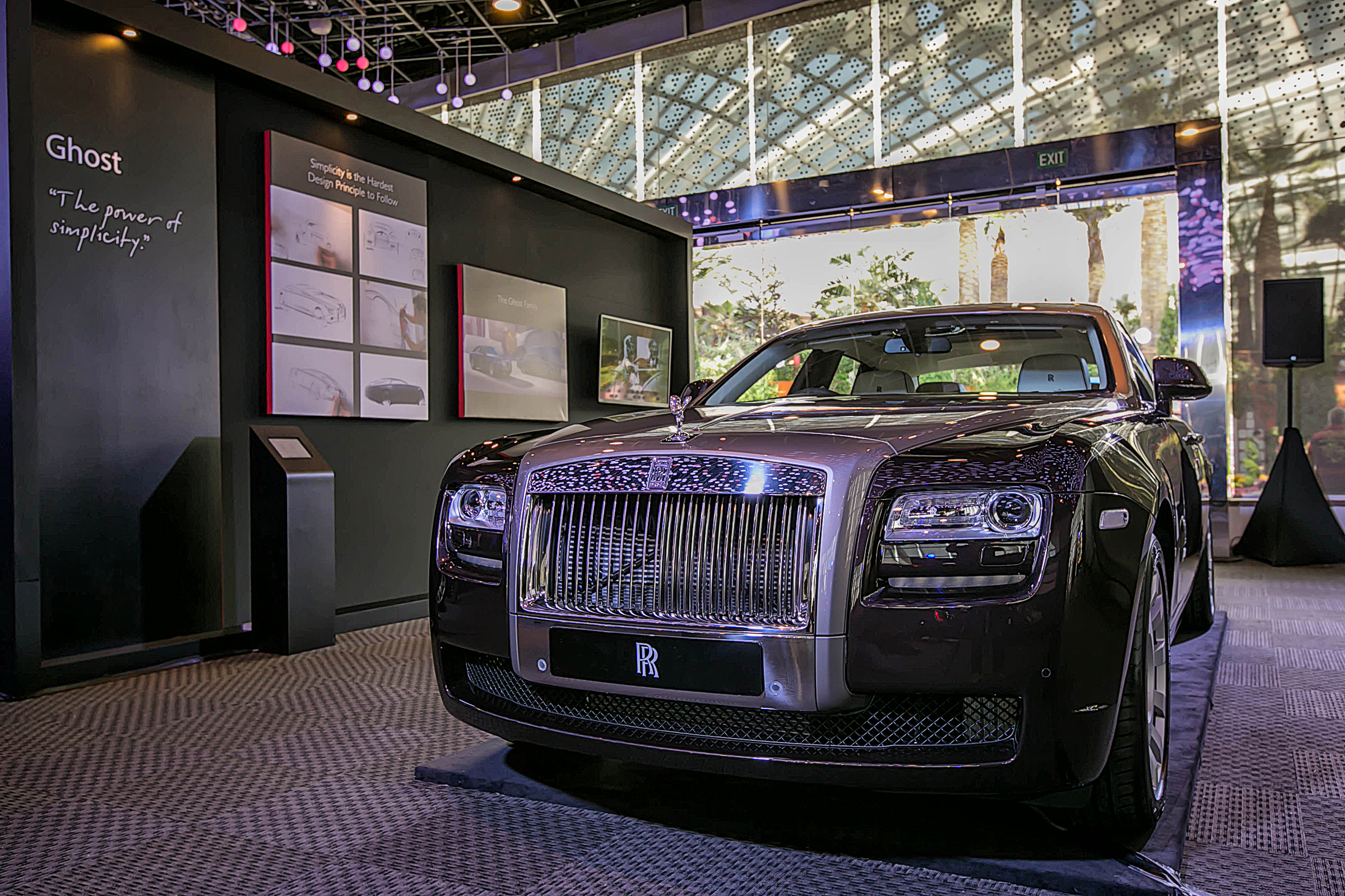 Rolls Royce Motor Cars Kicks f The Icon Tour for Asia in