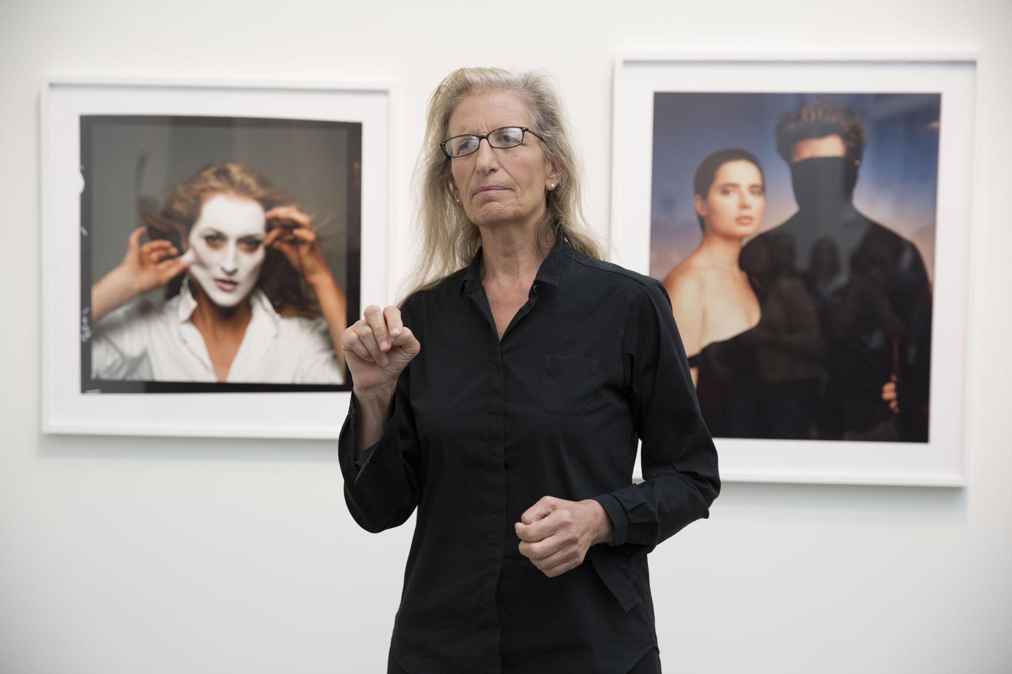 D Art Exhibition Singapore : Annie leibovitz a photographer s life