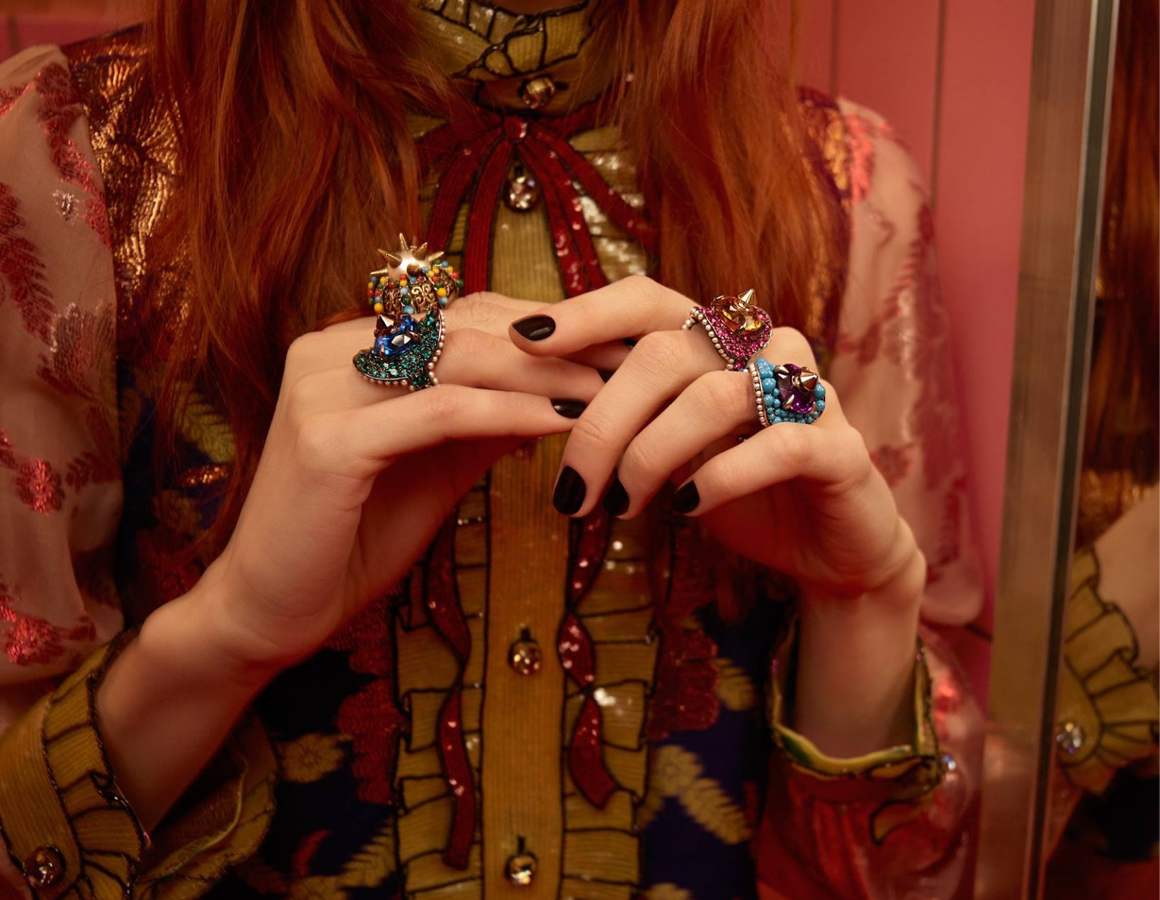 5e3bd81b391 Gucci Fine Jewellery Collection for Spring 2016