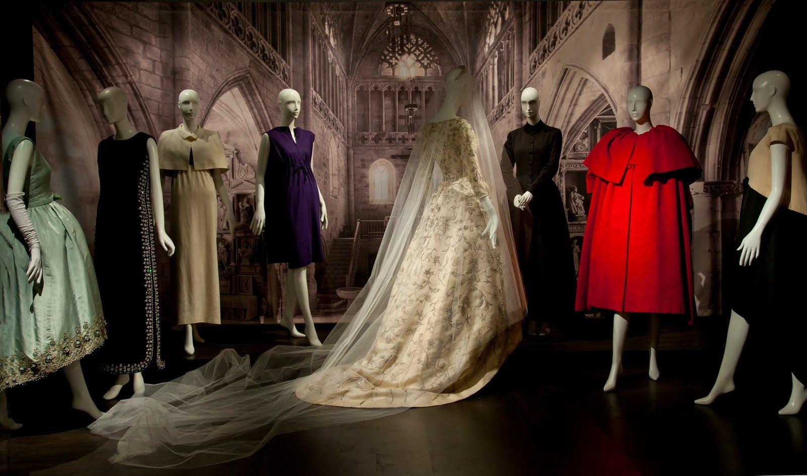 Balenciaga Museum Exhibition
