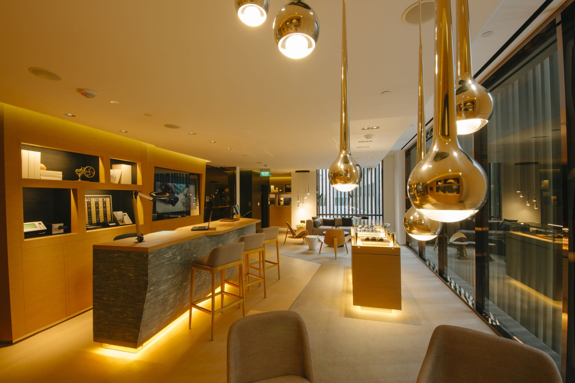 Audemars Piguet Opens Its Largest Store In The World In