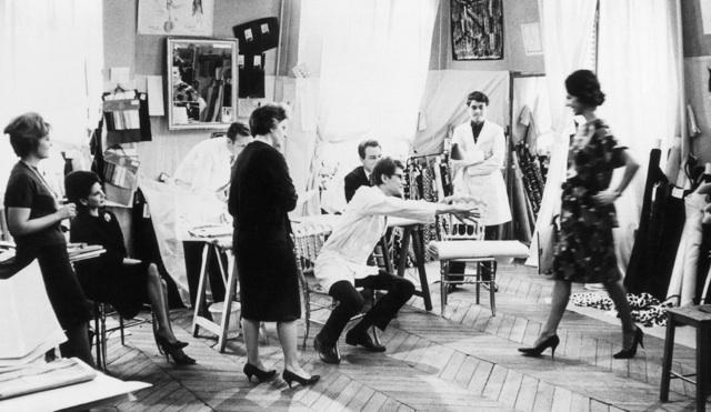 Ysl retrospective senatus - The chambre syndicale de la haute couture ...