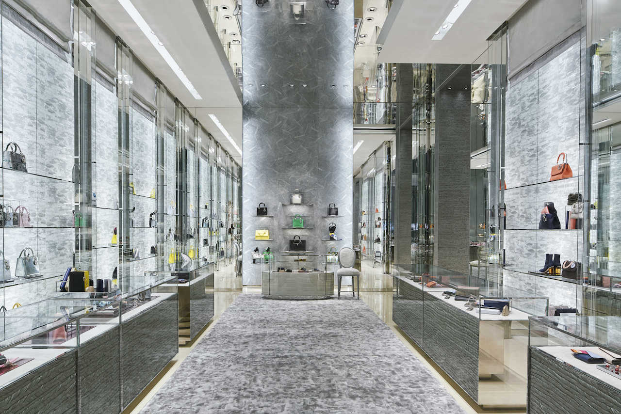Largest Dior Flagship Store In China Opens Senatus