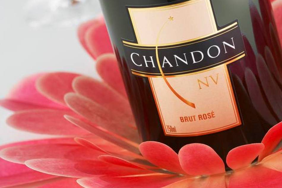 The Chandon Rosé