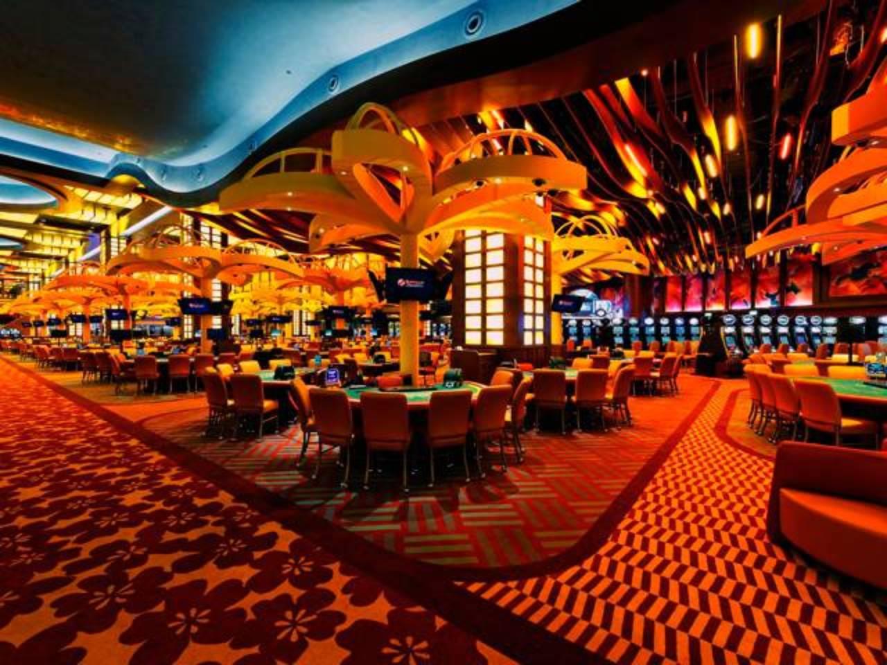 Resorts World Sentosa Casino Opens | SENATUS