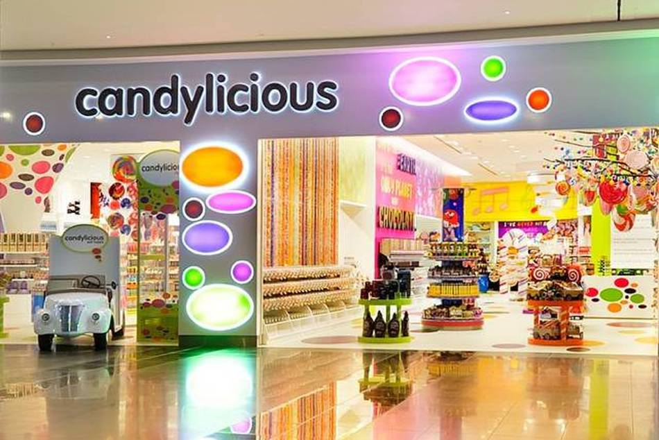 Candylicious - The L.A.R.G.E.S.T. candy store in the world