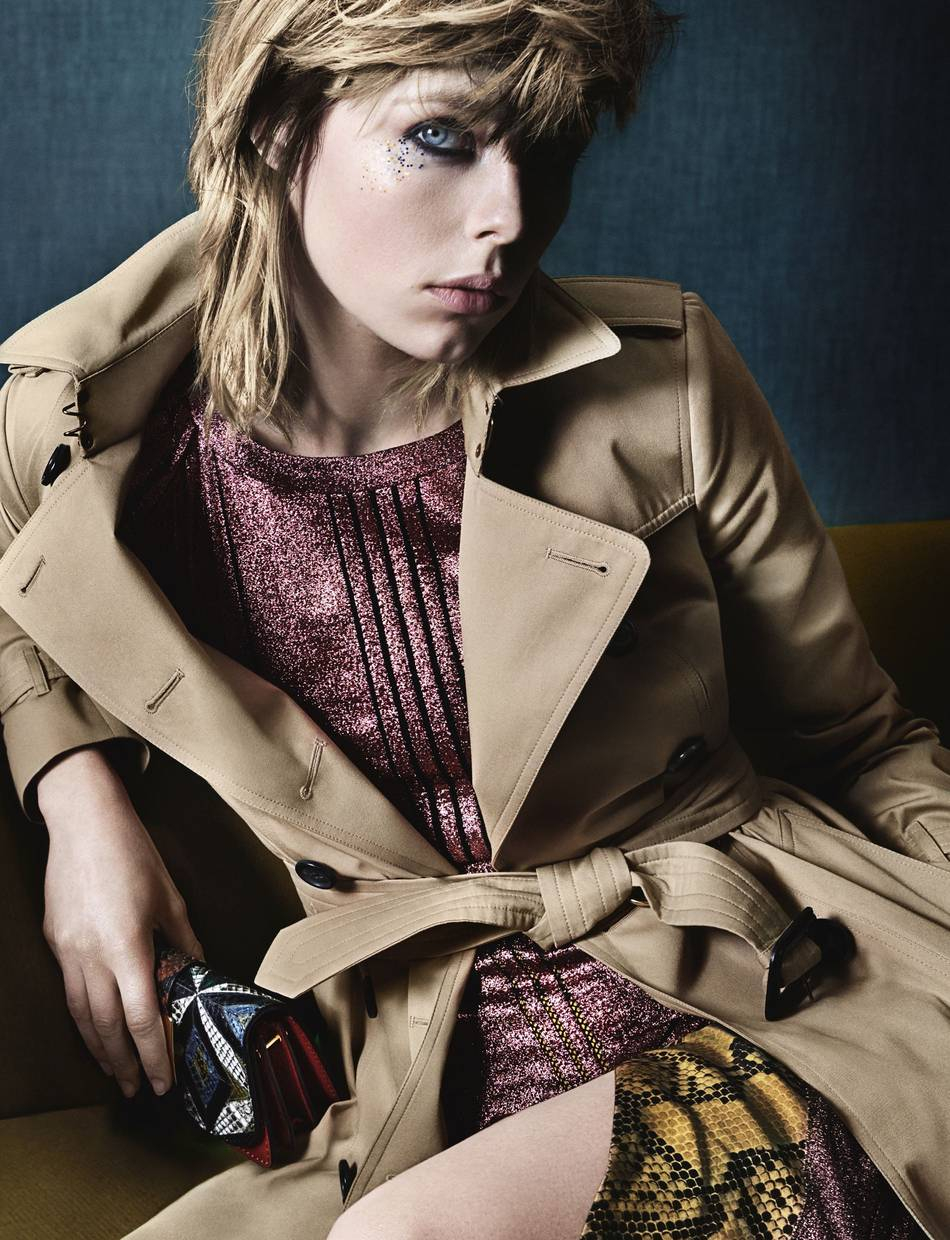 c4c0f8edee56 Consolidated Burberry Label Unveils Its First Campaign