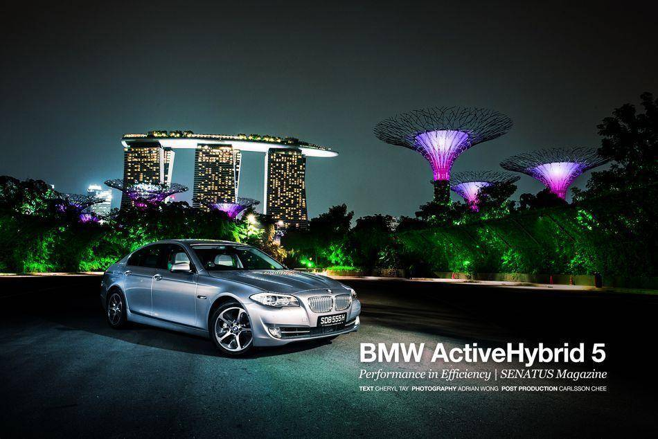 BMW managed to formulate a solution to that with its ActiveHybrids, by delivering performance in efficiency