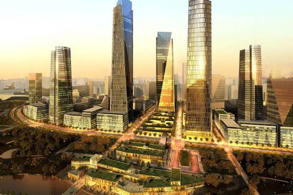 Integrated solutions for energy, water conservation and transit systems in Beijing Dawangjing Dist.