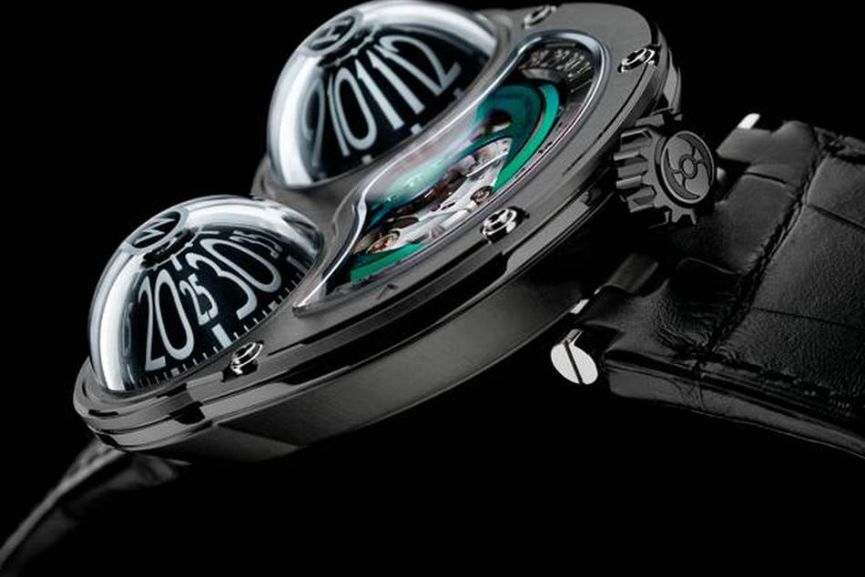 HM3- Black Frog by MB&F