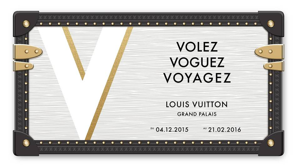 The showcase retraces Louis Vuitton's great journey from 1854 till today, and retraces the iconic travel luggage in its heritage that pervades its design to the present day